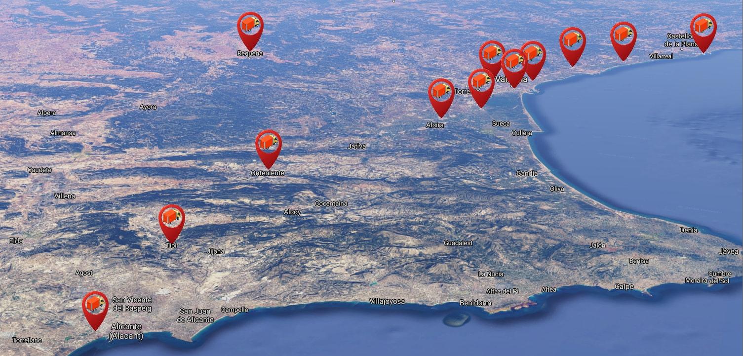 La mejor de las empresas de mudanzas en Valencia
