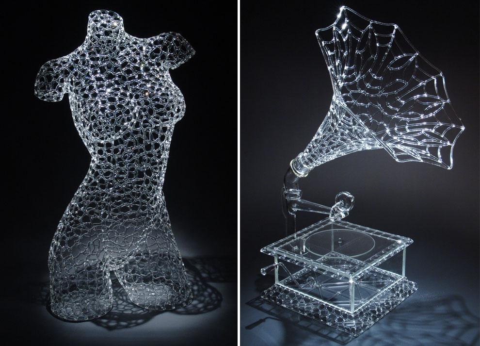 Embalaje de objetos frágiles para una mudanza
