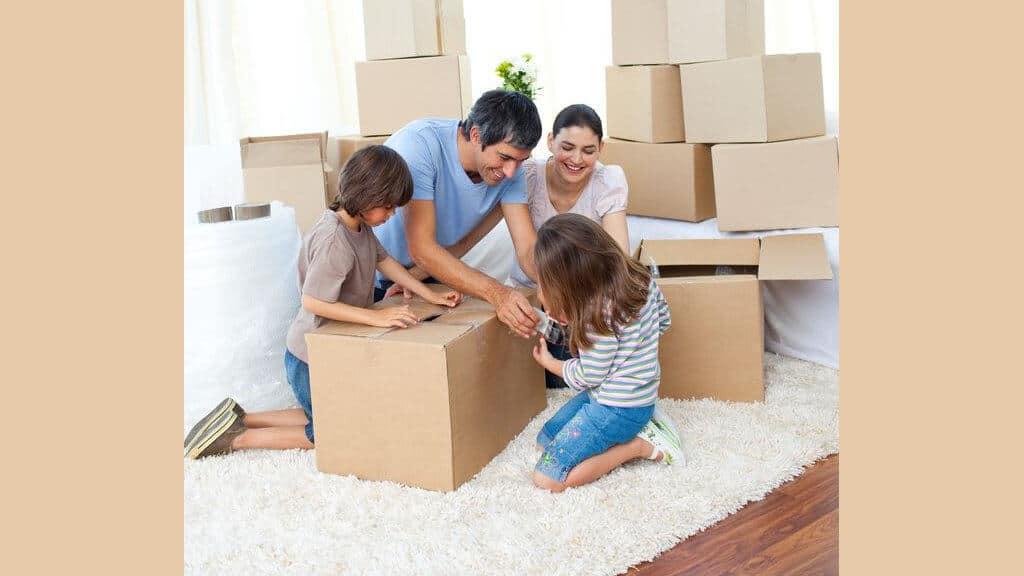 Acondicionar la vivienda para la mudanza