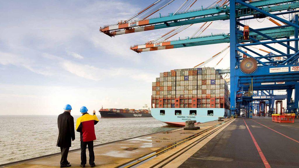 Servicio de transporte y mudanza internacional