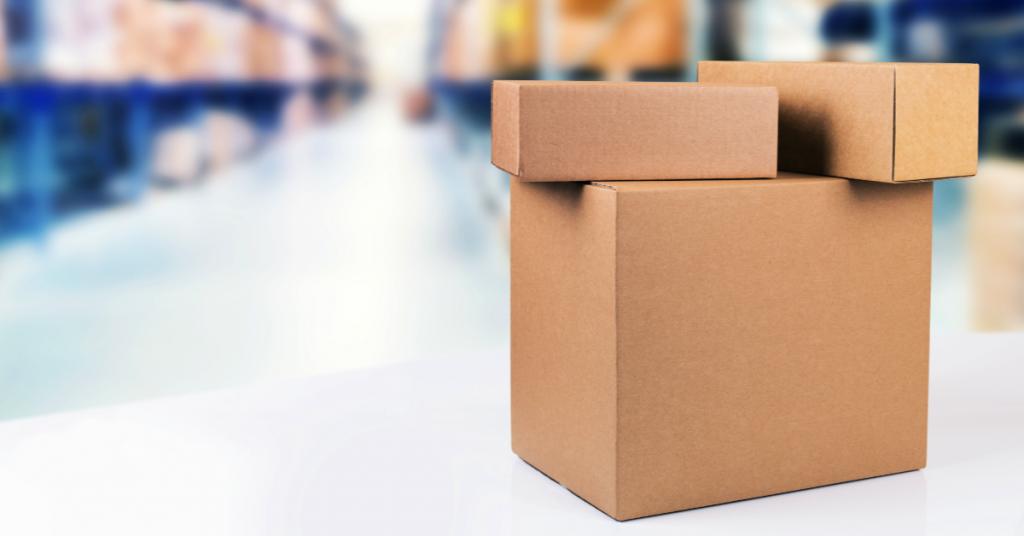 Las cajas de cartón para mudanzas