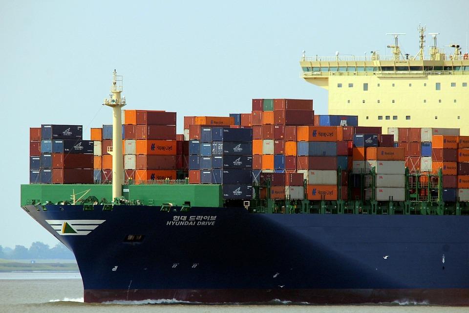 El transporte marítimo en las mudanzas internacionales