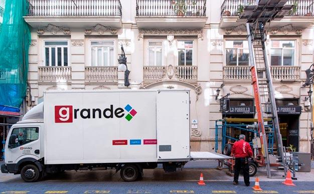 mudanzas en altea España.
